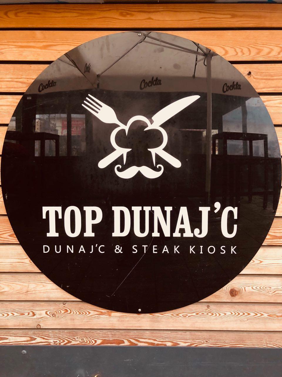 TOP DUNAJ'C