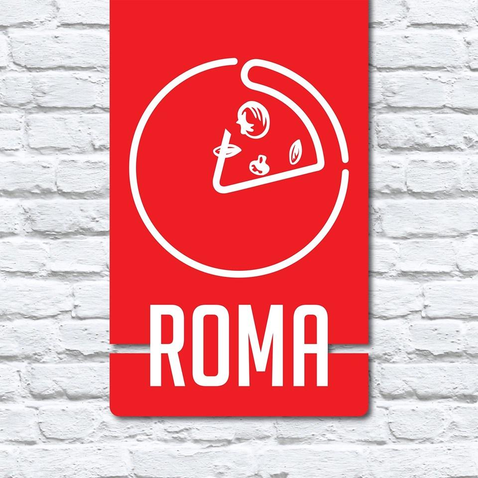Roma Pinsa Food market BTC